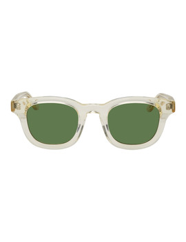 Yellow Monopoly 995 Sunglasses by Thierry Lasry