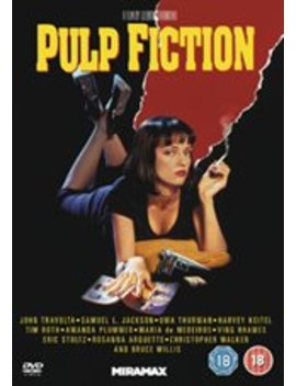 Pulp Fiction by Hmv