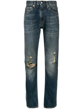 Jeans In Distressed Optik by Calvin Klein Jeans
