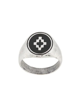 Ring Mit Logo by Marcelo Burlon County Of Milan