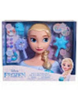 Frozen Disney Princess Elsa Deluxe Styling Head by Frozen