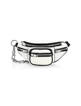 Mini Attica Leather Chain Convertible Belt Bag by Alexander Wang