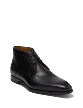 Canton Leather Chukka Boot by Magnanni