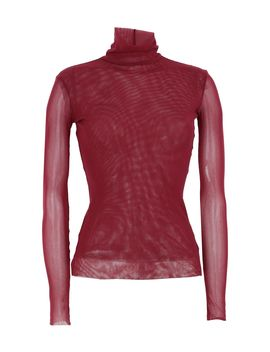 Double Layer Mesh Tneck by Free People