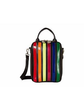 Stripe Lunch Tote by Betsey Johnson