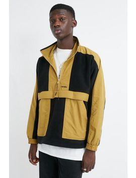 Iets Frans… Colorblock Half Zip Pullover Jacket by Iets Frans...