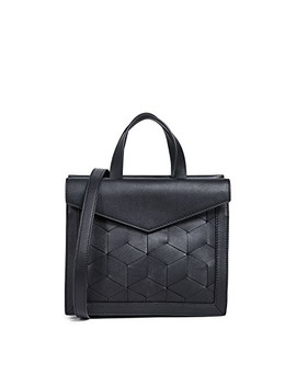 Voyager Small Flap Satchel Bag by Welden