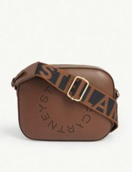 Circle Logo Cross Body Bag by Stella Mccartney