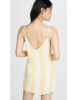 Claire Sequin Dress by Retrofete