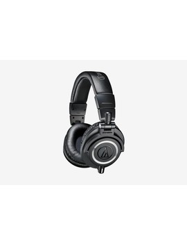 Ath M50 X Professional Studio Headphones by Audio Technica