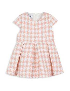 Baby's & Little Girl's Houndstooth Flare Dress by Tartine Et Chocolat