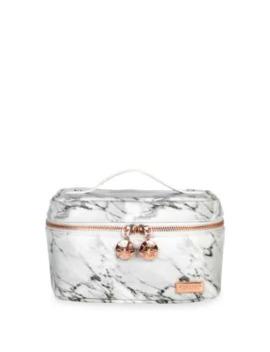 Carrara Louise Travel Case by Stephanie Johnson