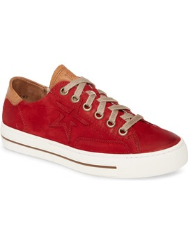 Caden Platform Low Top Sneaker by Paul Green