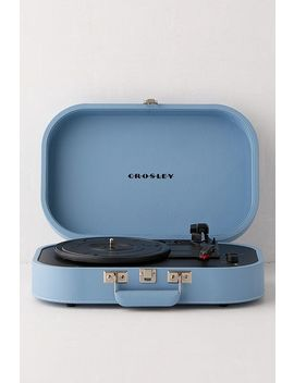 Crosley Discovery Bluetooth Vinyl Record Player by Crosley