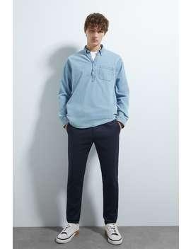 Pantaloni Chino Piega by Zara