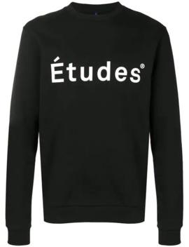 Sweat à Logo by Études