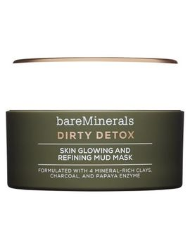 Bare Minerals Dirty Detox™ Skin Glowing And Refining Mud Mask by Bareminerals