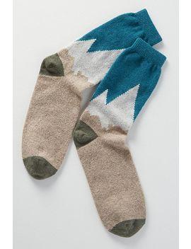 Catherine Tough Mountain Socks by Catherine Tough