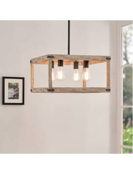 Pulver 5 Light Rectangle Chandelier by Gracie Oaks