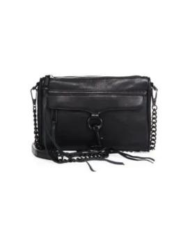 Mini M.A.C. Leather Crossbody Bag by Rebecca Minkoff