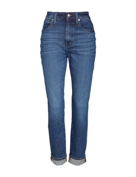Slimboy High Rise Jeans (Regular & Plus Size) by Madewell