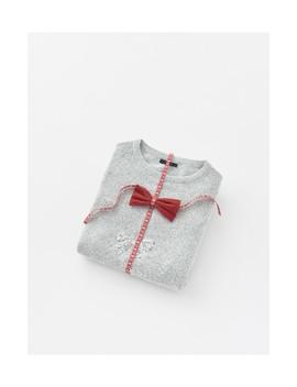 Sweter Z Cekinowym Wzorem by Reserved