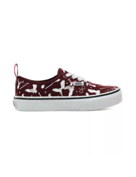 Kids Vans X Harry Potter™ Icons Authentic Elastic Lace Shoes (4 8 Years) by Vans