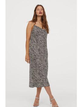 Satijnen Slip Dress by H&M