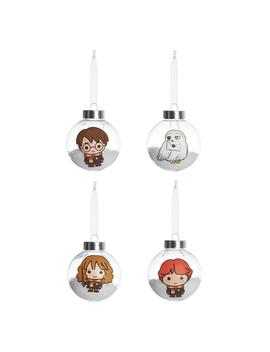 Kerstballen Harry Potter, 4 St. by Primark