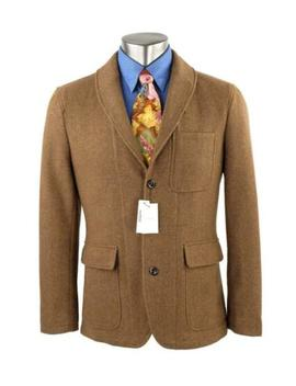 Nwt J.Crew Wallace & Barnes Sz. 40 R Blazer Shawl Collar English Merino Wool by J.Crew