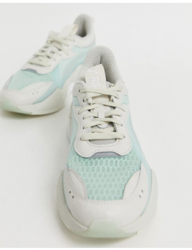 Puma – Rs X Tech – Graue Sneaker by Asos