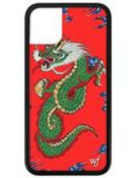 Red Dragon I Phone 11 Case by Wildflower Cases