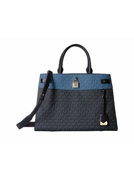 Gramercy Signature Large Satchel by Michael Michael Kors