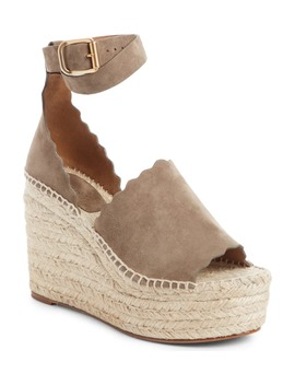 Lauren Espadrille Wedge Sandal by ChloÉ