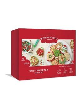 Holiday Ugly Sweater Gingerbread Kit   17.2oz   Wondershop™ by Wondershop