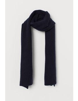 Sciarpa A Coste In Cashmere by H&M