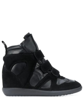 Wedge Sneakers by Isabel Marant
