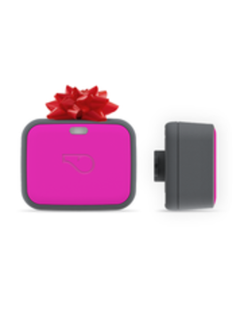 Whistle Go Explore / Ultimate Health & Location Pet Tracker / Magenta by Whistle