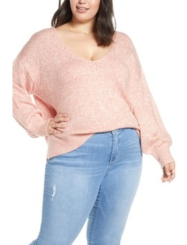 Everyday V Neck Sweater by Bp.