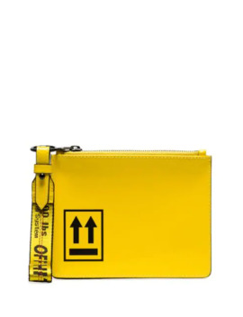 Pouch Med Piltryck by Off White