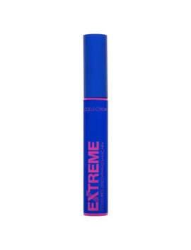 Collection Extreme Colour Mascara 9ml Blue 2 by Superdrug