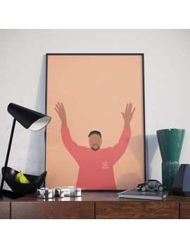 Kanye West I Feel Like Pablo Minimal Poster. Print. by Etsy