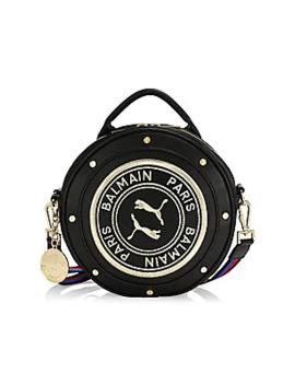 Puma X Balmain Round Backpack by Puma X Balmain