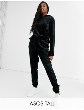 Asos Design Tall Lounge Super Soft Hoodie &Amp; Jogger Set by Asos Design