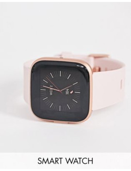 Fitbit Versa 2 Smart Watch In Pink by Fitbit