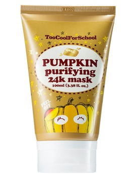 Pumpkin Purifying 24 K Peel Off Mask by Too Cool For School