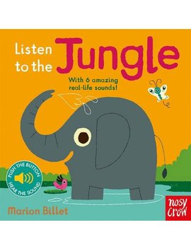 Listen To The Jungle by World Of Books