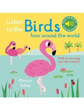 Listen To The Birds From Around The World by Wordery