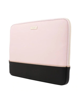 Kate Spade New York Color Block Sleeve   13 (Black / Rose Quartz / Rose Gold) by Incipio Technologies