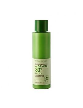 [Nature Republic]  Soothing & Moisture Aloe Vera 80% Emulsion by Style Korean